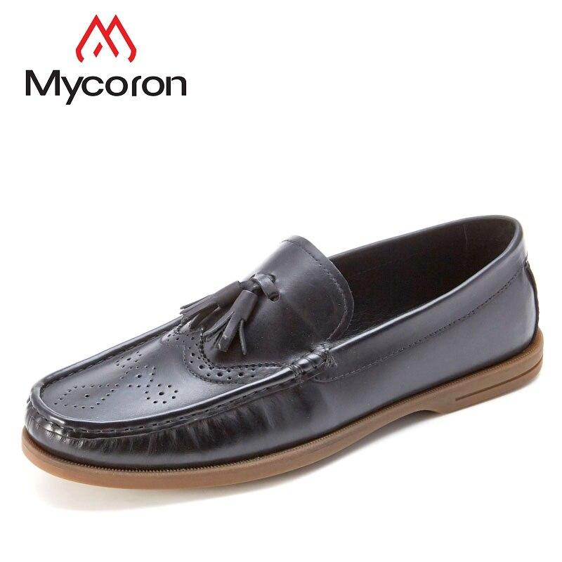 Automne Hommes 2018 Respirant Luxe Noir Marque Confortables Nouvelles Printemps Mycoron Casual Occasionnels Chaussures De BU0PnwqqA
