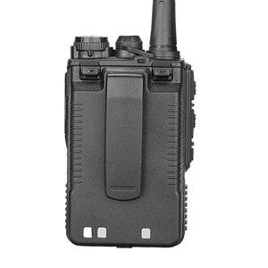 Image 5 - Zastone UV 8DR מיני רדיו VHF 136 174MHz UHF 400 520MHz CB רדיו חם 128 ערוץ שתי דרך רדיו Comunicador telsiz
