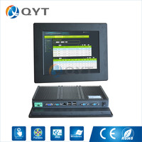 12 Inch 800x600 Embedded All In One Computer Industrial Touch Screen Tablet PC 2G RAM 32G