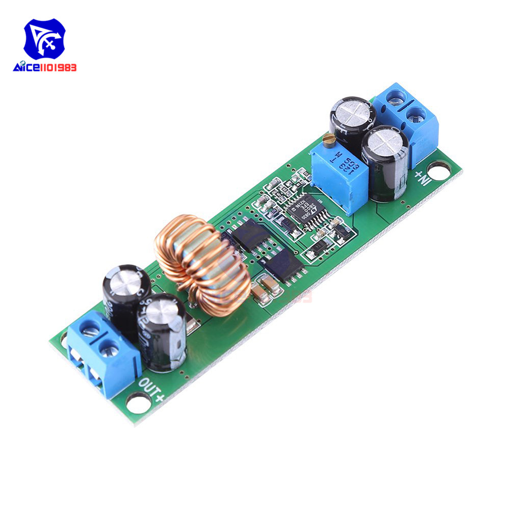 Einstellbare 10A <font><b>DC</b></font>-<font><b>DC</b></font> 60 V 48 V 36 V 24 V 6,5 V bis 30 V 24 V 12 V 3 V Auto Ladegerät Regler Step Down Buck Converter Power Supply Module image