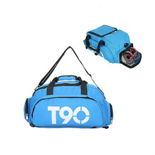 New Men Travel Bags Fashion Sports Gym Bag For Teenager Wome