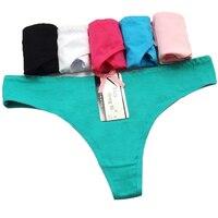 2e735fb8b Sexy Women S Thongs G Strings Woman Underwear Cotton Ladies Panties  Knickers Tangas Lingerie For Women. Sexy Thongs G cordas Mulher ...