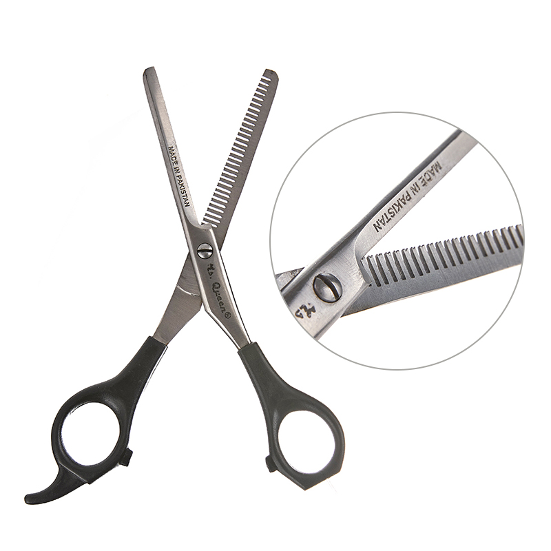1pc Professional Hair Scissors Barbershop Hairdressing Scissors Barbe Haircut Thinning Scissors Brand Hair Cutter