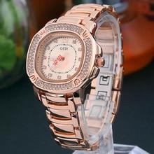 Watch Women Luxury Fashion Casual Diamond Waterproof Quartz Watches Sport Ladies Elegant Relogio Feminino Drop Shipping