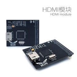 FPGA HDMI módulo Altera Xilinx extensión