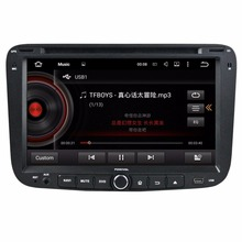1024*600 Android 5.1 HD 2 din 7″ Car DVD Player for Geely Emgrand EC7 With GPS 3G/WIFI Bluetooth Radio TV USB DVR Mirror link