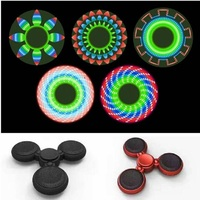 High Quality Hand Spinner Bluetooth Fingertips Gyro Bluetooth Connect With Telephone Call Handsfree Calling Music Finger