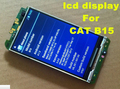 Good tested 100 % Original LCD DISPLAY FOR CAT B15( TFT8K9251FPC-A1-E ) with fast delivery +assuring