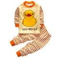 Conjunto terno da Roupa do bebê da menina crianças inverno quente calças terno pijamas trajes das Crianças para as meninas da criança roupas boutique roupas