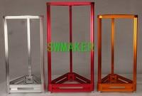 SWMAKER metal Kossel 3D printer frame DIY kit (aluminum alloy) 180mm/220mm printing size silver/black/red/golden/blue color avai