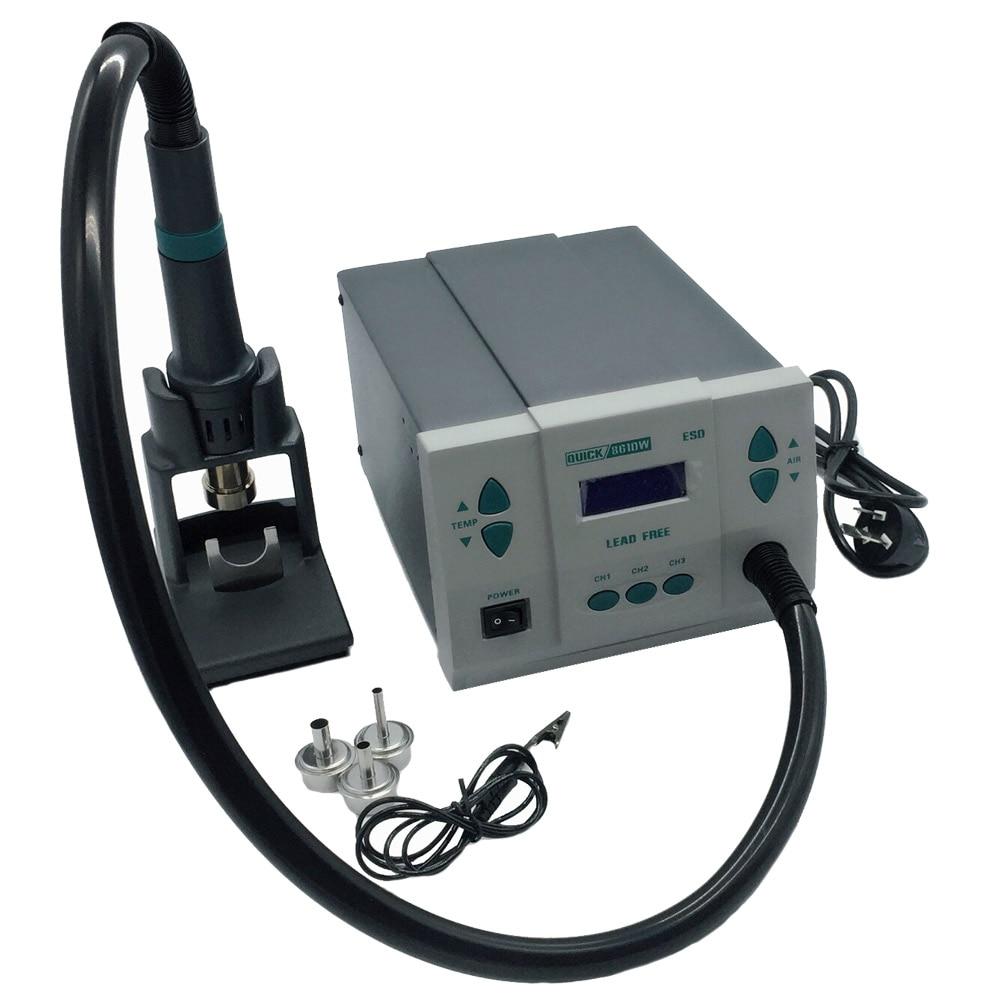 réparation 861DW portable chaud 5