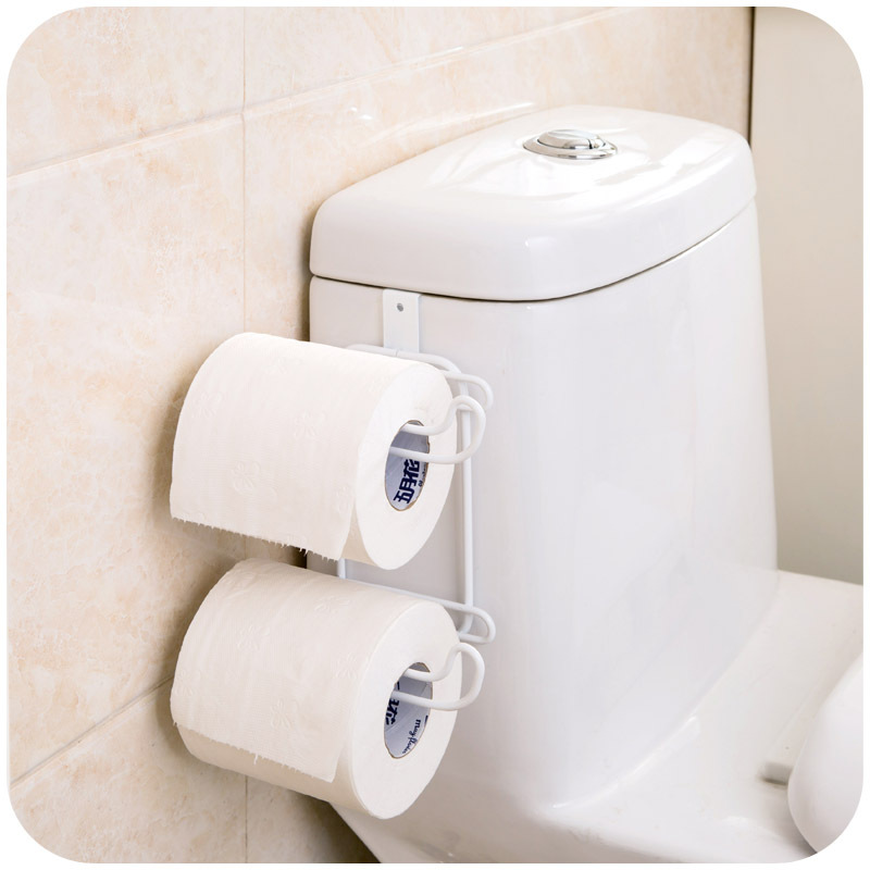 Creative household item roll paper holder bathroom toilet Creative toilet paper holder