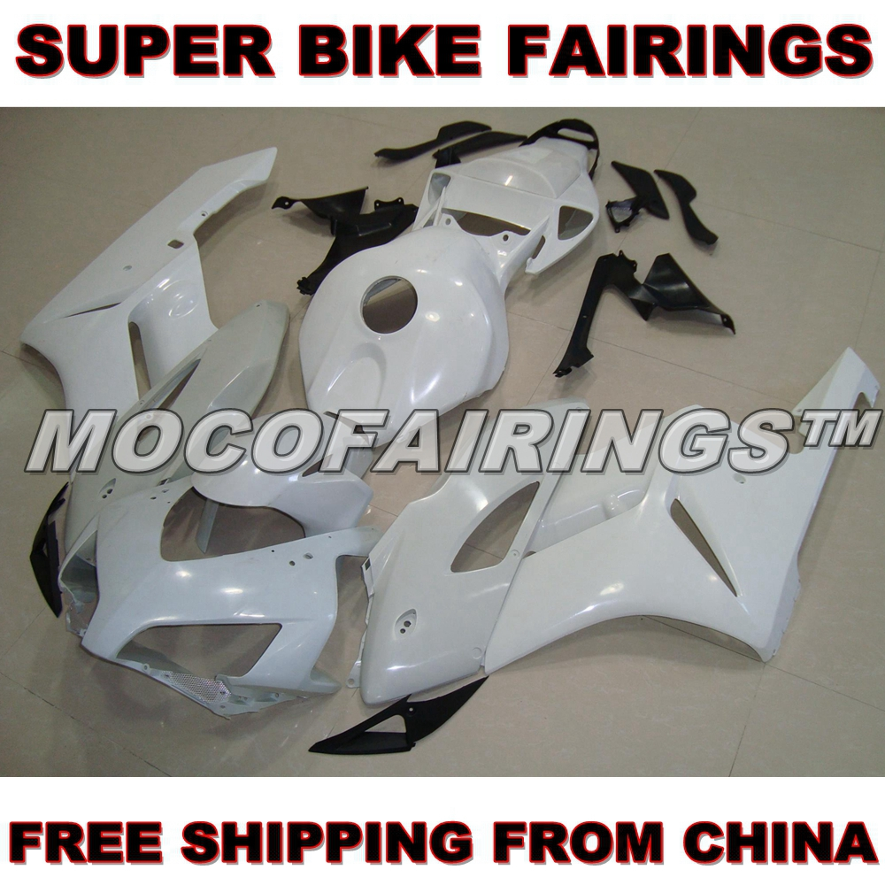 Motorcycle Unpainted ABS Fairing Kit For Honda CBR1000RR 2004 2005 Fairings Front Nose Kits Bodywork Pieces hot sales yzf600 r6 08 14 set for yamaha r6 fairing kit 2008 2014 red and white bodywork fairings injection molding