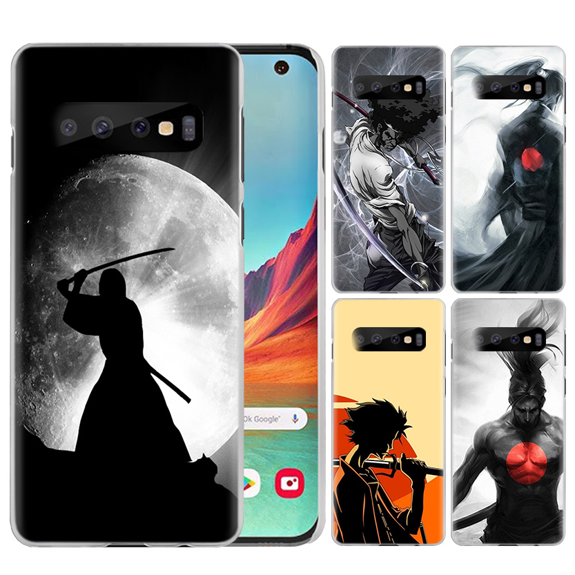 Cellphones & Telecommunications Half-wrapped Case Ambitious Case For Samsung Galaxy A50 A70 S10e S10 Plus 5g Lite M30 M20 M10 Cell Phone Cases Cover Coque Samurai Warrior Japan Soldier