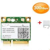 Wireless Card For Intel 622ANXHMW Half Mini PCI Express 300 Mbps Wireless WLAN Wifi Card Advanced