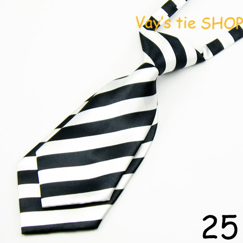 664774bc4b953 VEEKTIE costume de mode cravates nouées pour enfants Boyes filles imprimé  points Plaid Soctland Cage marque rouge noir blanc Gravata dans Liens Et  Mouchoirs ...