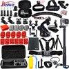 DSDACTION Gopro Hero 5 Accessories Set Go Pro Kit Mount SJ4000 Hero 4 3 2 1