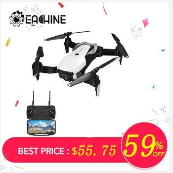 Eachine E511-actualizado E58 WIFI FPV con 1080 P/720 P cámara HD modo sin cabeza 16 minutos de vuelo tiempo plegable RC Drone Quadcopter