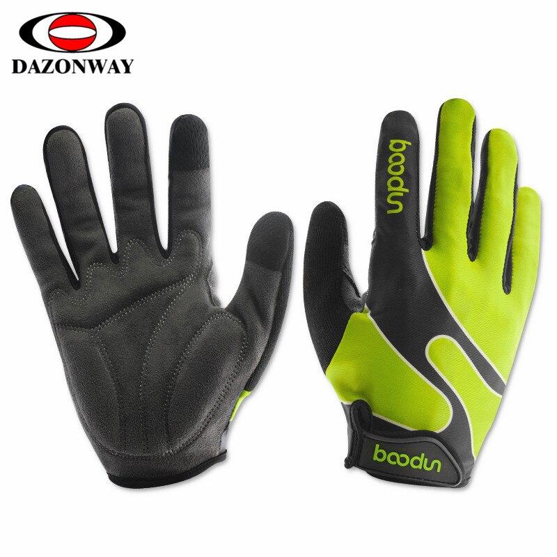 Unisex luvas de ciclismo das mulheres dos homens mtb da bicicleta estrada luvas tela sensível ao toque dedo cheio esportes luvas de fitness & luvas xl