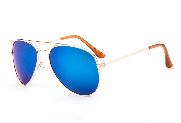 C9 Gold frame blue