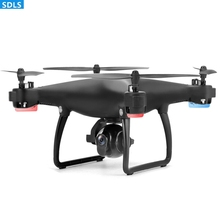 2.4G 4CH RC Drone Quadcopters 2.0MP WIFI FPV 720P HD Adjustable Angle Camera GPS Positioning Hovering CF Mode One Key Return