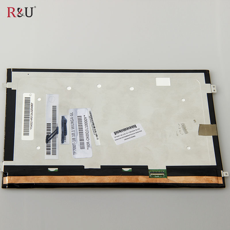 R&U high quality 10.1inch LCD Display Panel Screen inner screen Repair Replacement part For Asus Transformer Pad TF700 TF700T high quality tested for explay fresh lcd display screen panel digitizer replacement part 1pc lot