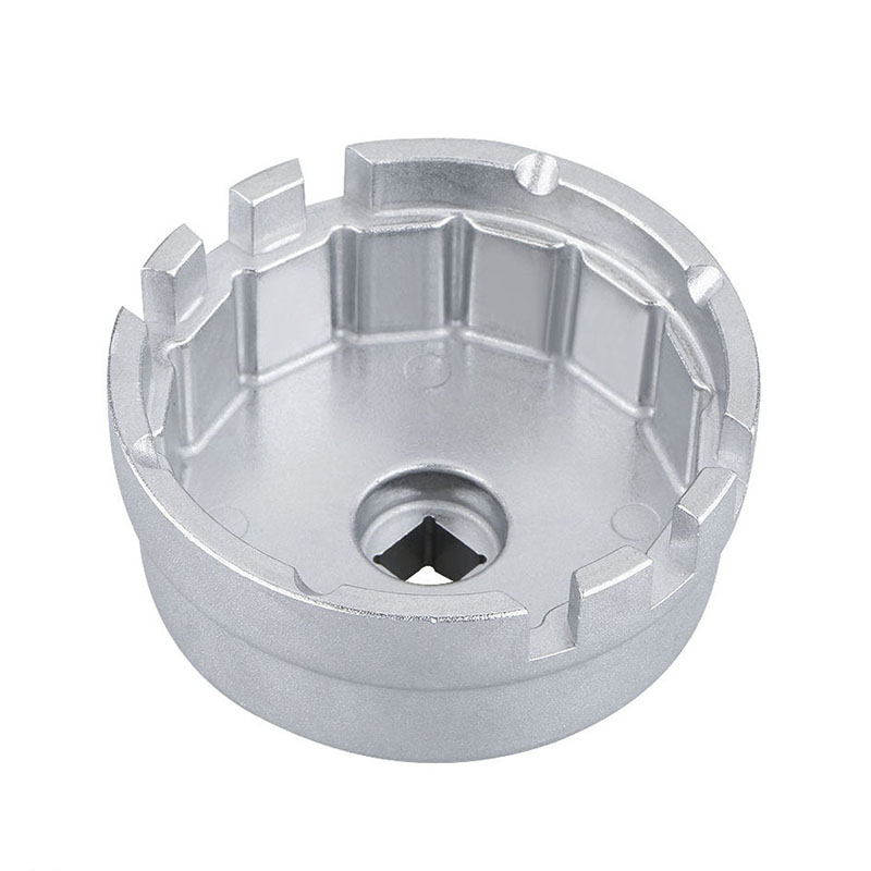 Aluminium Ölfilterschlüssel Entferner Werkzeug für Toyota Lexus Corolla Matrix Rav4