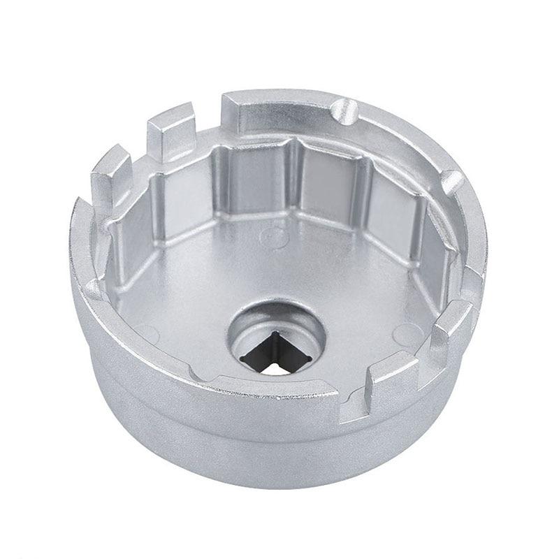 Aluminum Oil Filter Wrench Cap Remover Tool for Toyota Lexus Corolla Matrix Rav4 цена