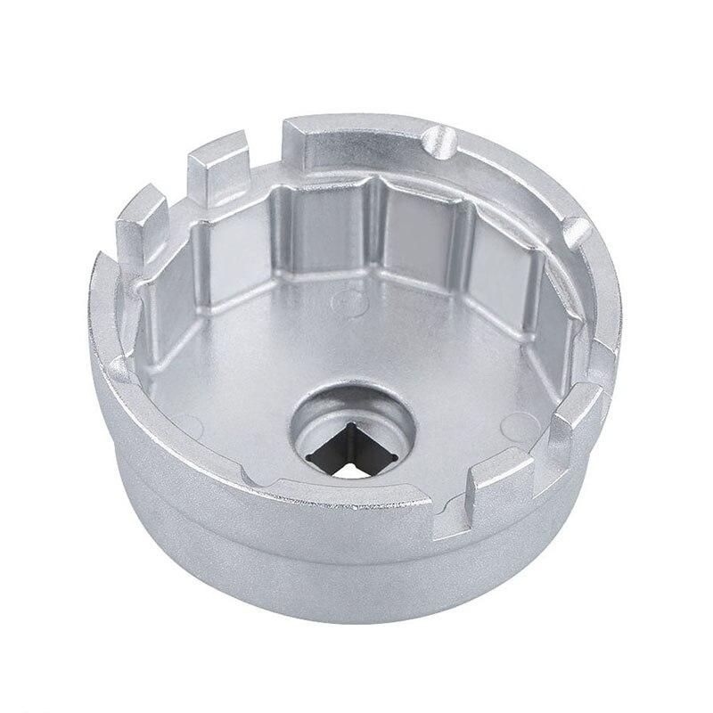 Aluminum Oil Filter Wrench Cap Remover Tool for Toyota Lexus Corolla Matrix Rav4