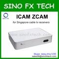 Assinatura de chave para cingapura cabo tv caixa preta C600 C601 C608 C808 c801 hd 700HDC HDC900SE 800SE C1 QBOX 4000hdc 5000hdc