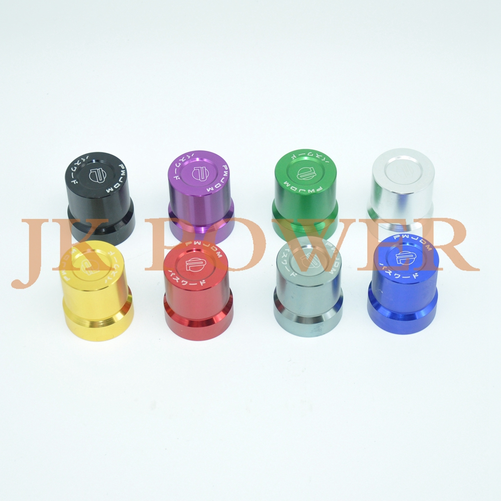 JK Puissance Aluminium JDM Electrovanne Couverture VTEC