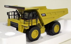 Norscot 1:50 Caterpillar Cat 777D Engineering Machinery Off-Highway Dump Truck Vehicles Diecast Toy Model for Collection 55104(China)
