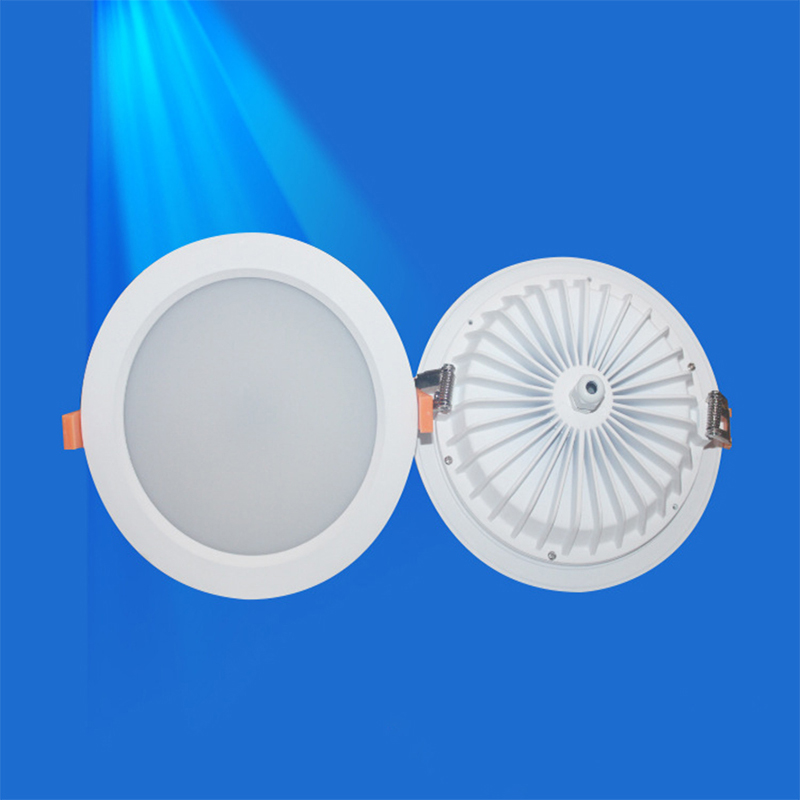 10pcs/lot Driverless LED Downlight AC220V Driverfree IP65 Waterproof Bathroom Dimmable LED Ceiling Spot Light Lamp Free Shipping