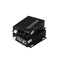 2 channel PCM voice telephone fiber optic converter and 1 channel 100M Ethernet, FC fiber optic port, single mode, 20KM