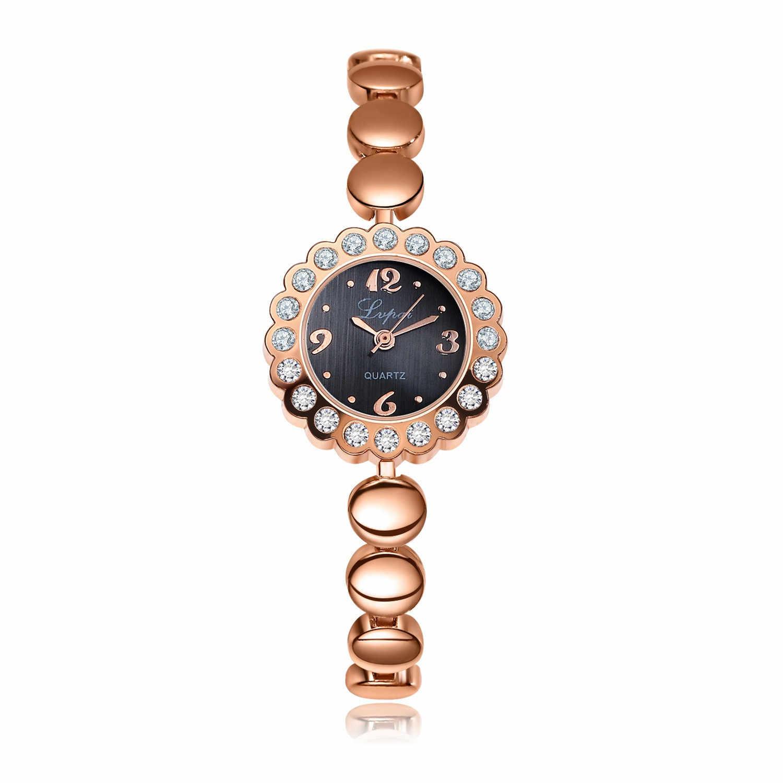 Luxure מותג נשים שעון LVPAI Vente chaude דה מצב דה לוקס Femmes Montres Femmes צמיד Montre שעון גבירותיי שמלת relogio
