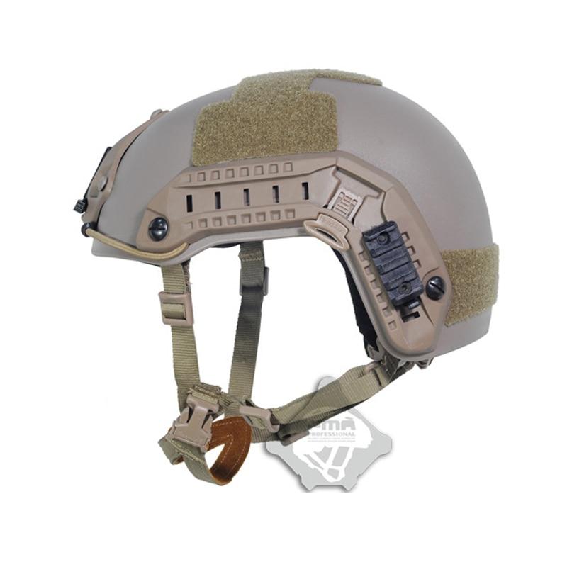 FMA aramide Airsoft casque tactique ABS escalade Maritime casque de protection pour Paintball Wargame capacete airsoft militaire kask - 3