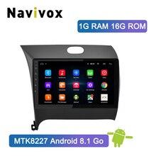Navivox android 8.1 2 din Car DVD GPS Video Radio Player for KIA Cerato K3 forte 2013 2014 2015 2016 Stereo Multimedia hea seicane 2din android 6 0 7 1 9 gps multimedia player car radio head unit for kia k3 cerato forte 2013 2014 2015 2016