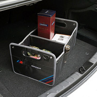 1X For BMW E46 E90 E60 E39 E36 F30 F10 F20 X5 E70 E53 E87 E92 E34 E30 E91 G30 Interior Car Accessories Trunk Box Stowing Tidying