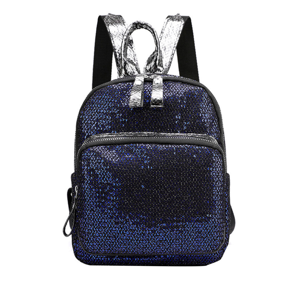 New Waterproof Sequin Decor School Bags For Teenage Girls Bagpacks Women Fashion Nylon Oxford Starry Pattern Backpacks 10May 10New Waterproof Sequin Decor School Bags For Teenage Girls Bagpacks Women Fashion Nylon Oxford Starry Pattern Backpacks 10May 10