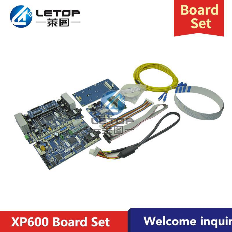 DX5 DX7 5113 XP600 Printhead Double Hoson Board for indoor outdoor Printer