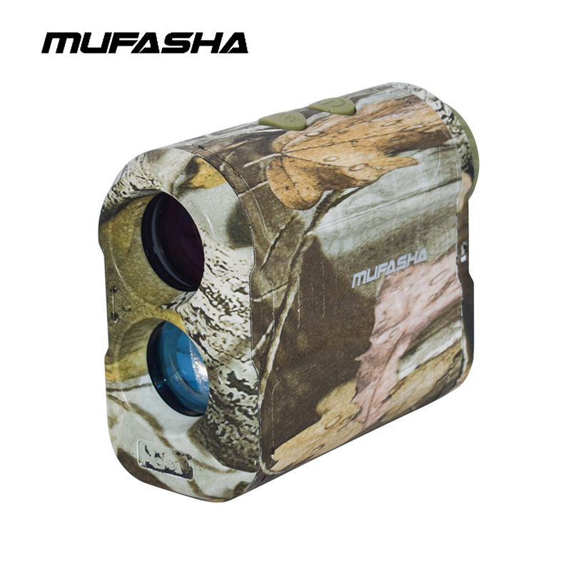 MUFASHA Laser Rangefinder 600M 900M 1200M 1500M Laser Distance Meter for Golf Sport Hunting Survey