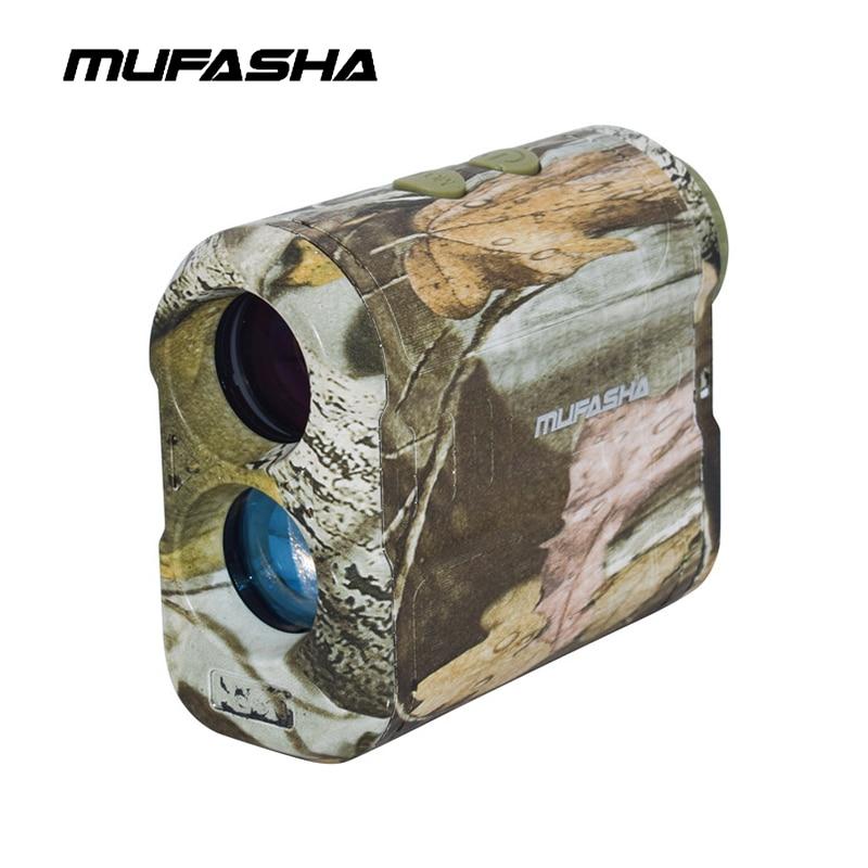MUFASHA Telêmetro Laser 600 M 900 M 1200 M 1500 M Laser Medidor de Distância para o Esporte de Golfe, Caça, pesquisa