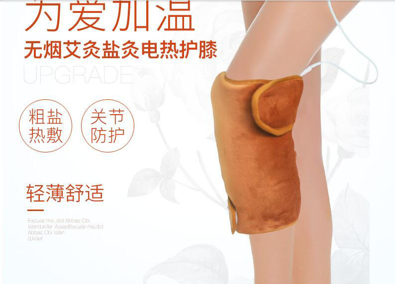 Electrical Heating Knee Belt Gloves Massage Joint Leg Arm Body Far Infrared Electric Moxa-moxibustion Massager Health Care hanriver health care electric heating knee and leg pads electrical heating therapy knee arthritis rheumatism ease the pain