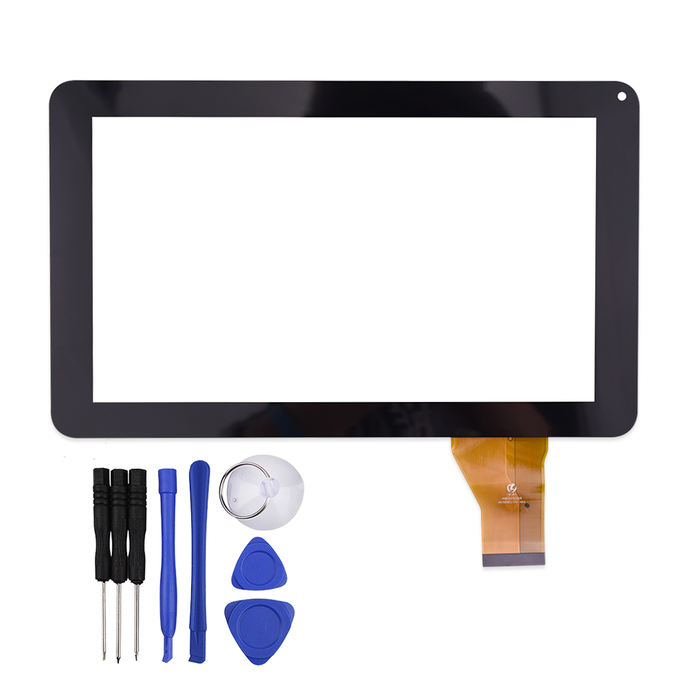 9 inch Touch Screen GT90BH8016 MF-289-090F DH-0902A1-FPC03-02 FFPC-LZ1001090V02 HXS YDT1143-A1Tablet Digitizer Glass Panel it8519g hxs bga