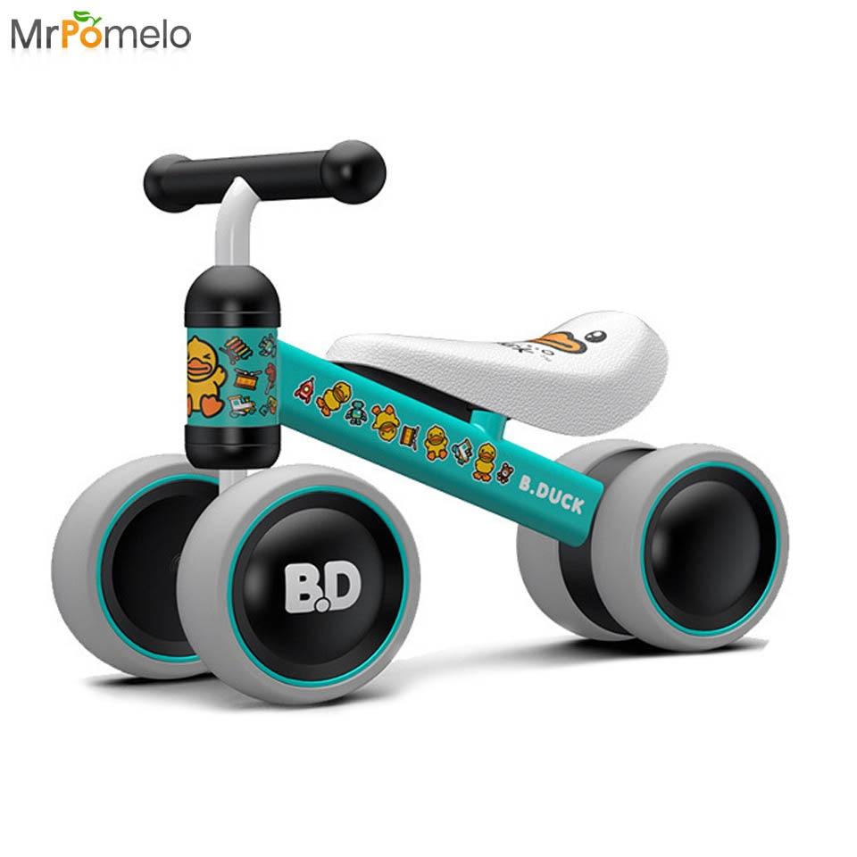 Medium Of Balance Bike Toddler