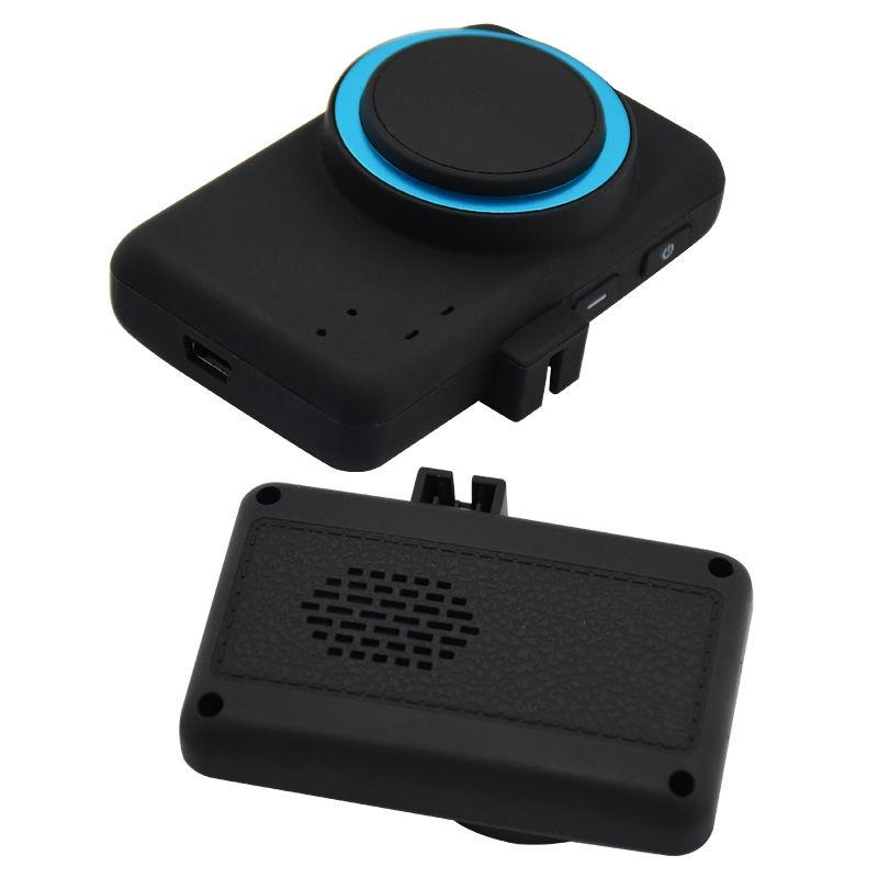 Car Fatigue Warning Alarm Device Head Up Driving Safe System Smart Anti Sleep Monitor Real Time Fatigue Driving Alarm R20