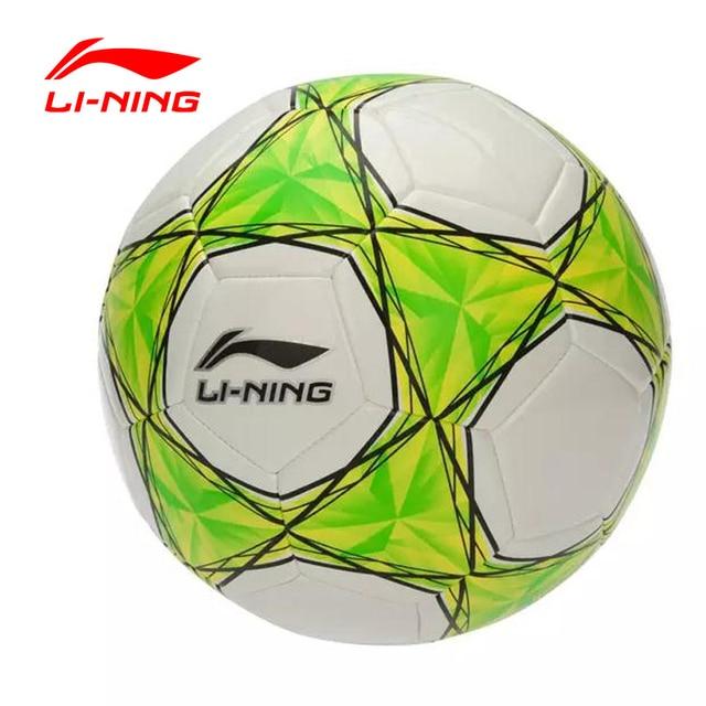 Li-Ning Men's Soccer Size 5 Basketball Training Series TPU LiNing Sports Soccer AFQL034 ZYF135