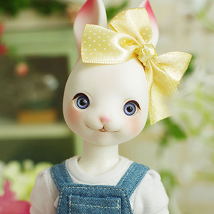New arrival OUENEIFS FallinDoll Rabi bjd sd 1/6 body model reborn children doll High Quality mini pet Fashion shop luodoll