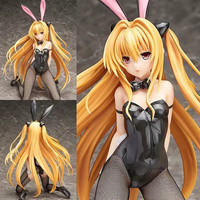 33CM Eve Darkness Naked Sexy Adult Action Figures To Love ru Sexy Pregnant Stockings Bunny Girl Figures Collection Model Toys