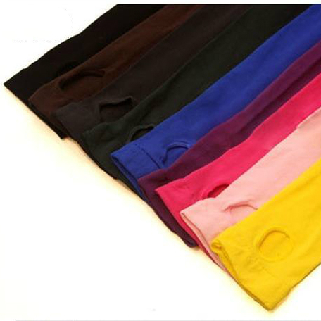 cute stirrup 12 colour kids baby girls velvet candy color tights pantyhose high quality underpants children - Collants Colors